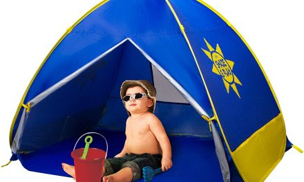 5 Funny Best Beach Tents for Babies (Proven Expert Reviews)